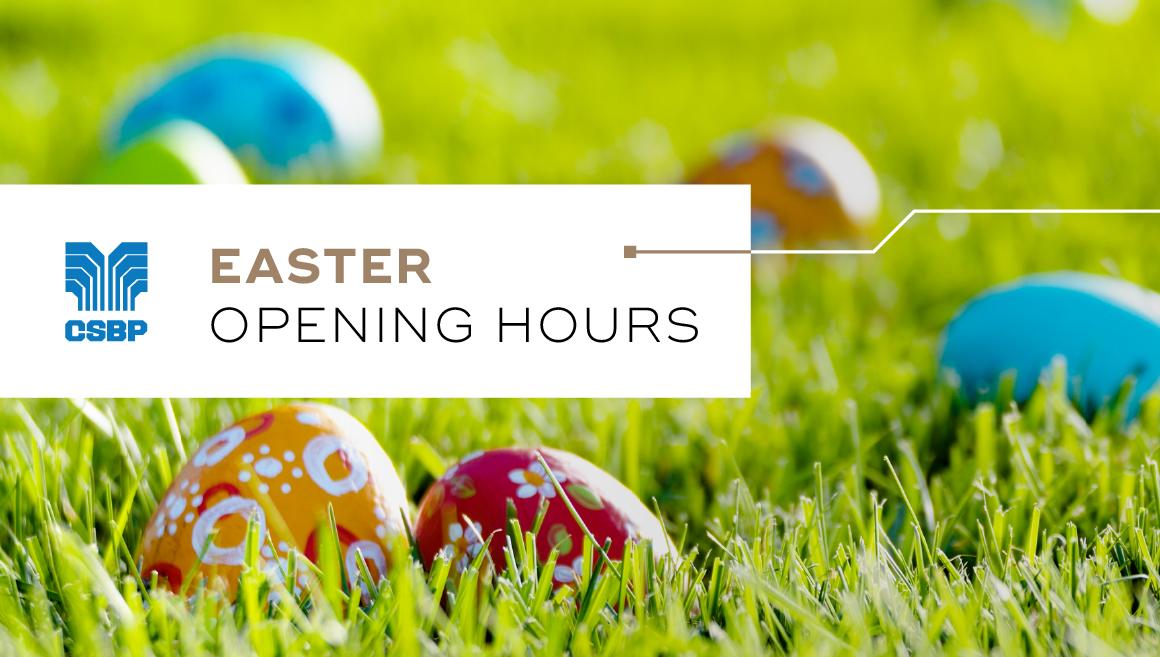 Easteropeninghours